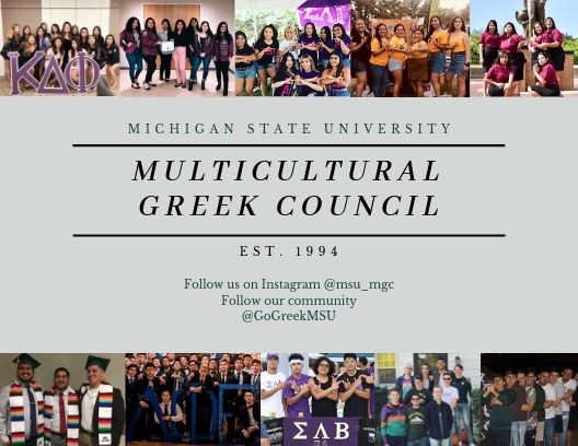Multicultural Greek Council (MGC) Information