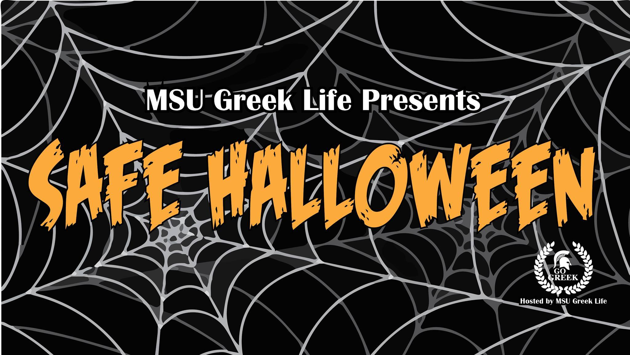 safe halloween | greek life - fraternity & sorority life | michigan