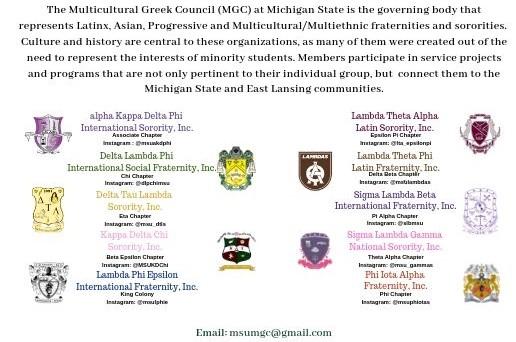 Fraternity & Sorority Life | Michigan State University